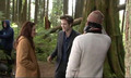 Filming the Break Up Scene | Screencaps  - twilight-series photo
