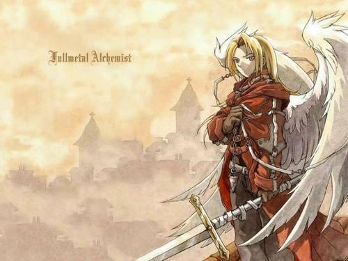 Fullmetal Alchemist = EPIC!!