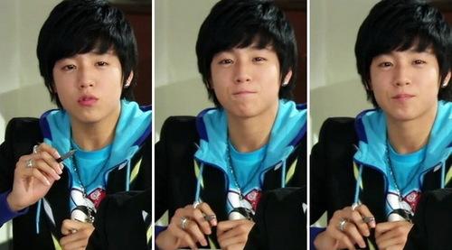 God Of Study!! Chan Doo <333