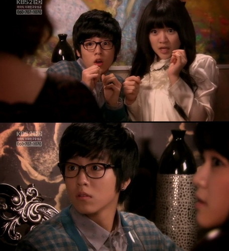 God Of Study!! Chan Doo Scene