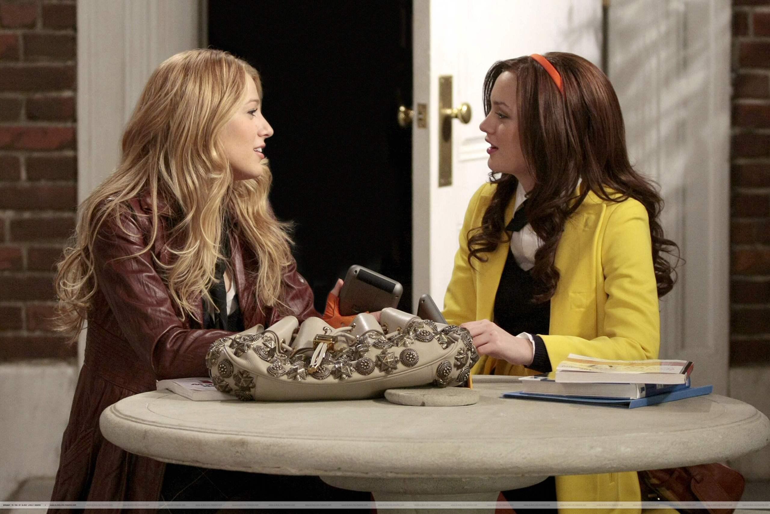 Gossip girl season two episode 15