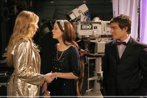 Blake Lively achtergrond called Gossip Girl - 1.17 Episode Still