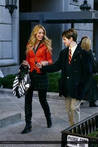 Blake Lively wallpaper called Gossip girl - 1.13 Episode Stills