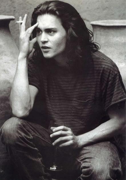 johnny depp 1993