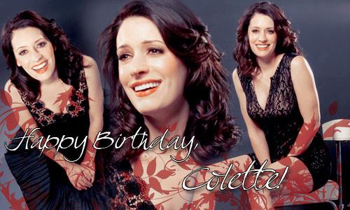 Happy Birthday Colette!