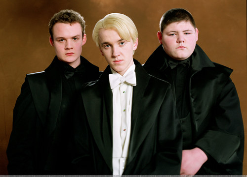 Harry Potter & the Goblet of moto (2005) Photoshoot