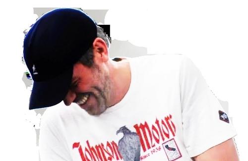 Hugh Laughing