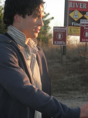 Ian - On Set