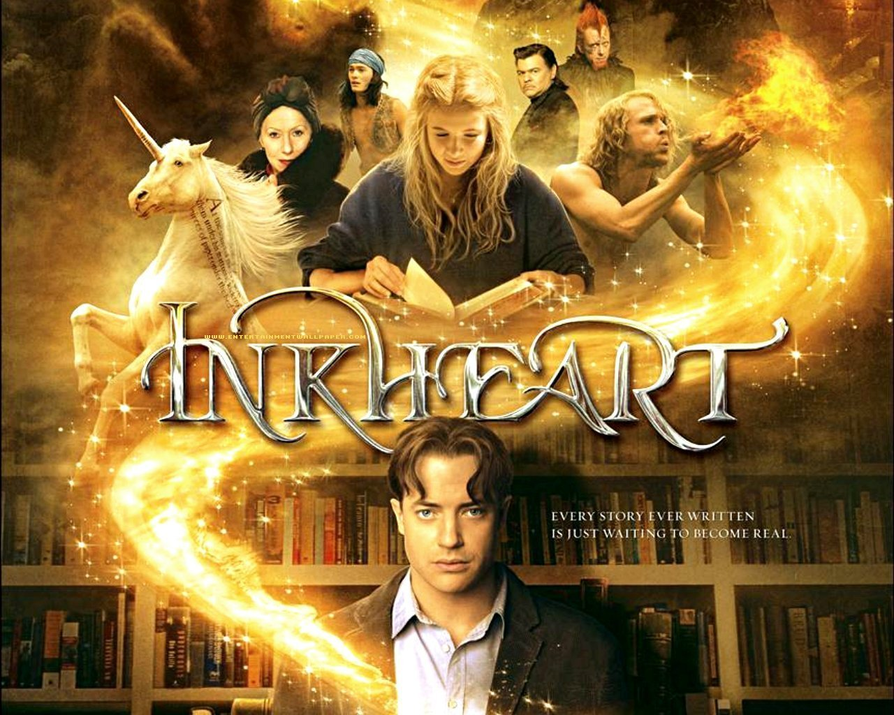 Inkheart Series images Inkheart HD wallpaper and ...
