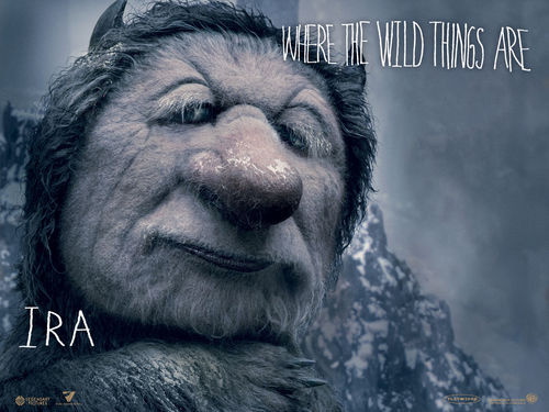 Where The Wild Things Are 바탕화면 titled Ira