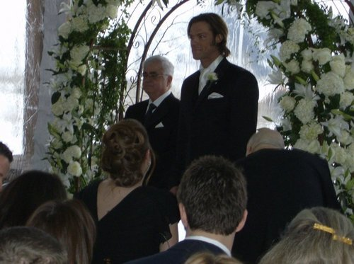 Jared's wedding