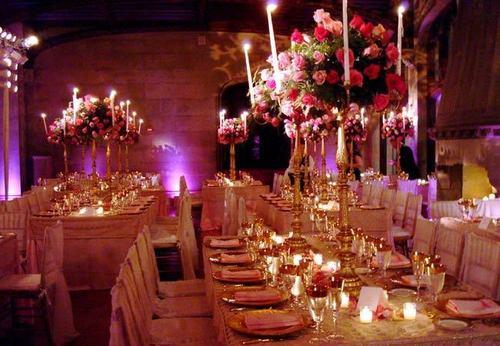Jennifer's Glamorous Princess Inspired Wedding
