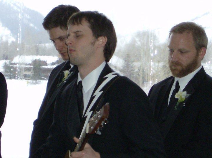Jensen Wedding Jensen at Jared's Wedding