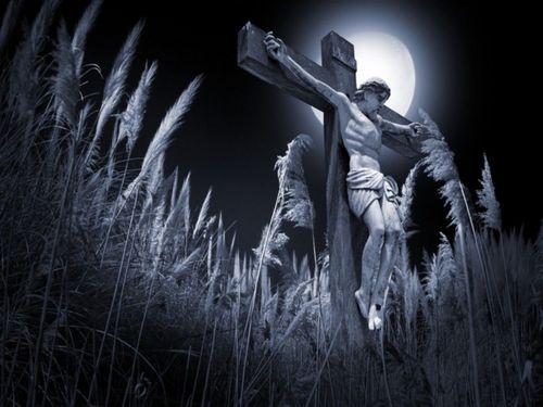 Gesù wallpaper entitled He Died For Us