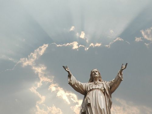 येशु वॉलपेपर called My Kingdom