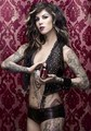Saint &amp; Sinner: Kat Von D - kat-von-d photo