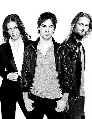 Kate, Boone, Sawyer