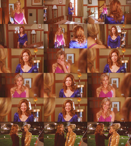 Desperate Housewives achtergrond titled Katherine & Robin