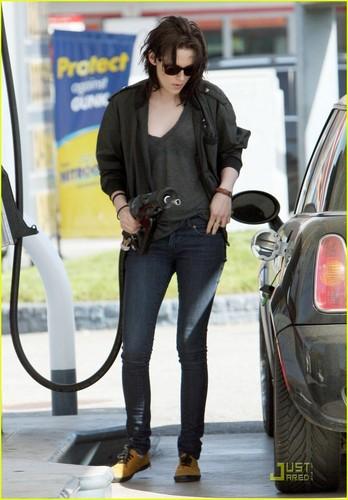Kristen Stewart: I'm Gonna پمپ آپ Up