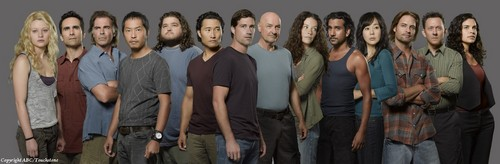 lost New Season 6 Cast Promotional Group foto