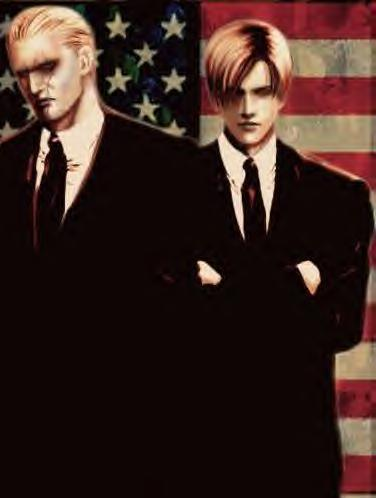 Leon Kennedy wallpaper called Leon For President...