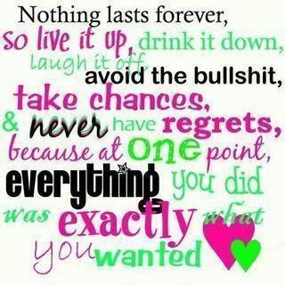 Live ur life!!!