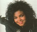 Lovely Janet in 80s !