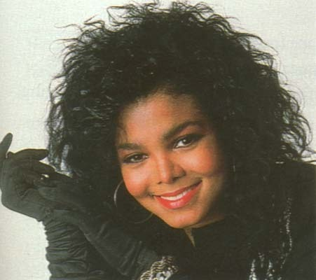 janet jackson fondo de pantalla entitled Lovely Janet in 80s !