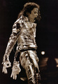 MJ on stage and backstage - michael-jackson photo