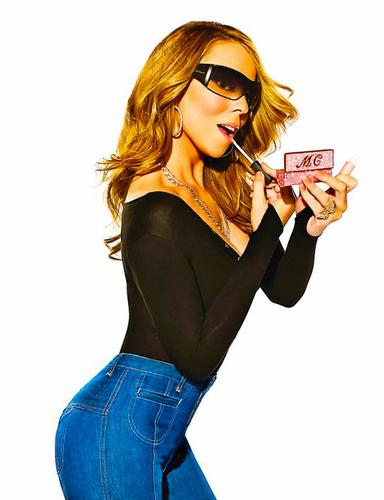 Mariah SNL Photoshoot