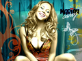 Mariah Colors Wallpaper