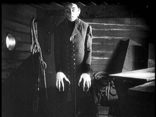 Max Schreck - Nosferatu