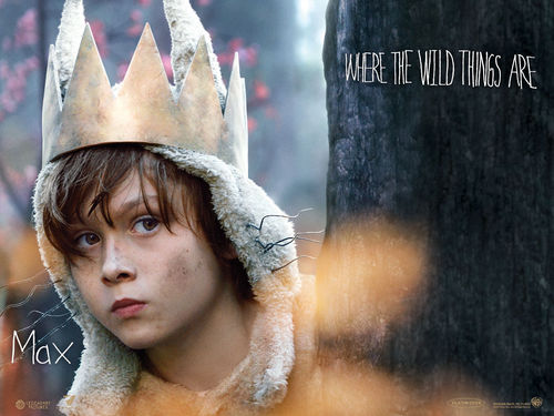 Where The Wild Things Are wallpaper entitled Max