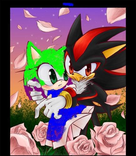 Me and Shadow