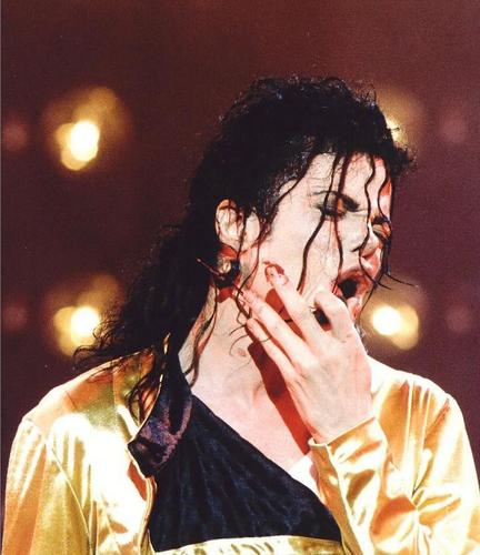 Michael Bleeding Poor Baby : (