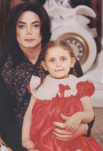 Michael and Paris<3