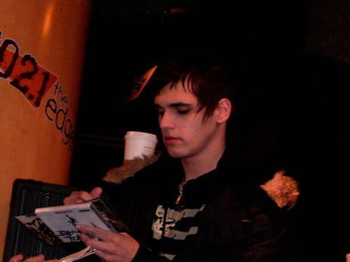 Mikey Way :]