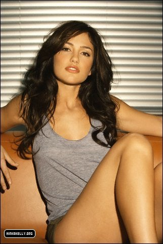 Minka Kelly wallpaper entitled Minka in Men's Health