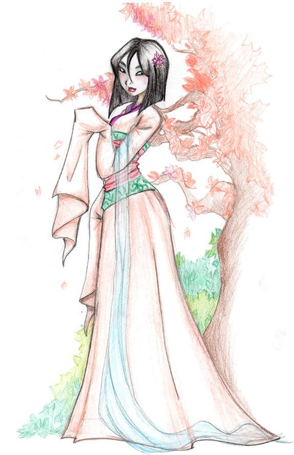 Mulan - Mulan Fan Art ...