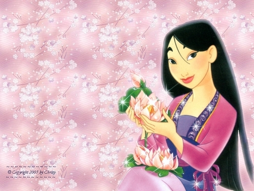 Mulan wallpaper entitled Mulan