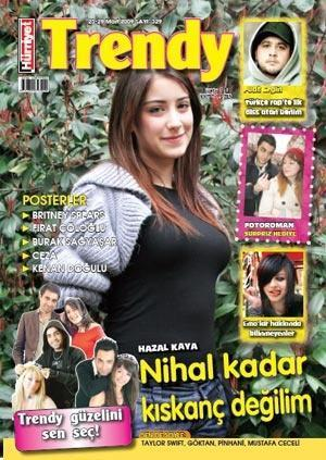 My sweet Hazal