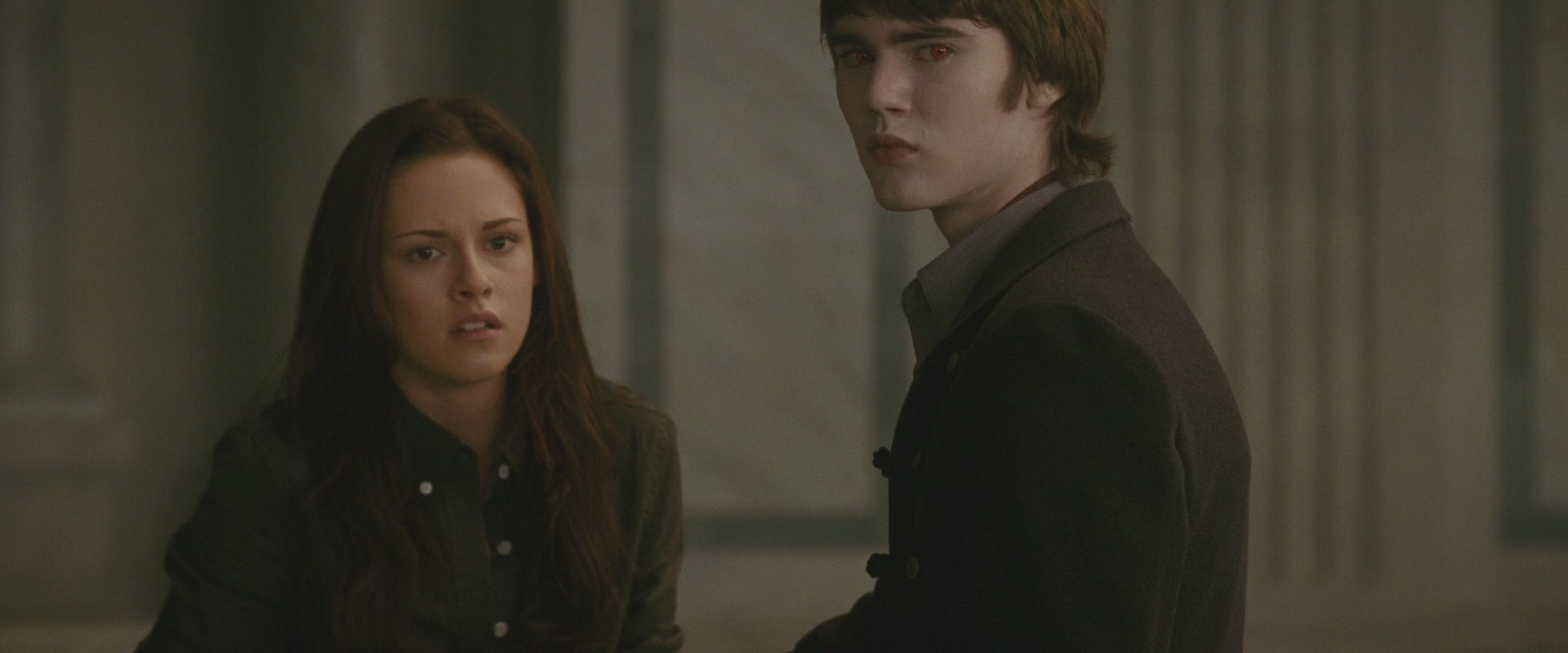 New Moon HD Screencaps - Cameron Bright Image (11008141 ...