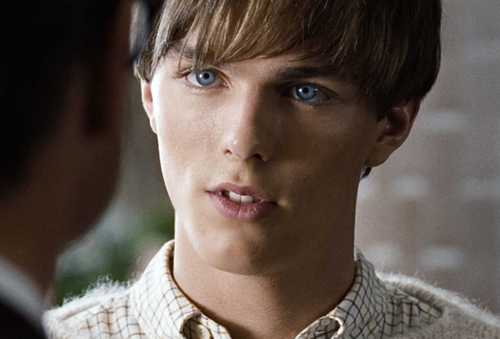 Nicholas Hoult wallpaper entitled Nick as Kenny in A Single Man