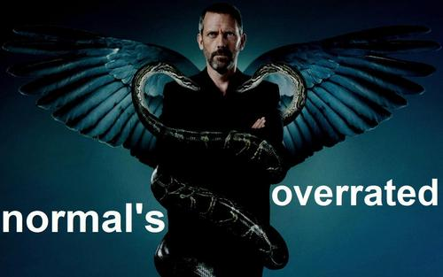 Normal's Overrated