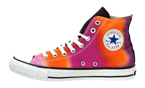 Orange wallpaper entitled Orange Converse