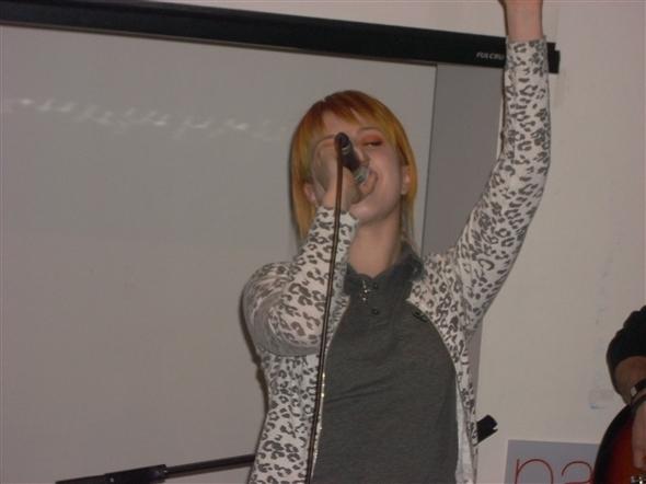 singer boob Paramore