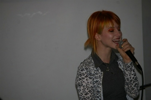 Hayley Williams پیپر وال called Paramore