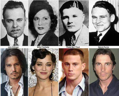 Public Enemies Cast