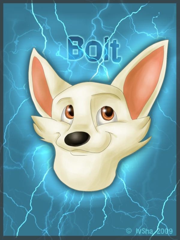 Rare Bolt پرستار Art Part One