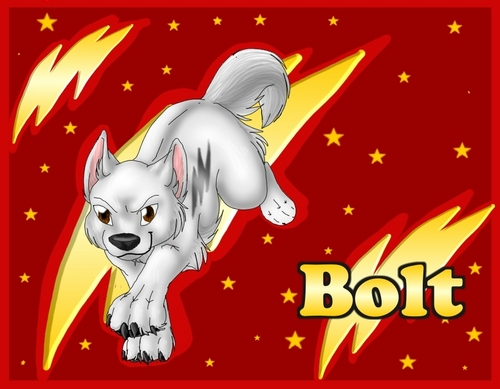 Rare Bolt Fan Art Part Two